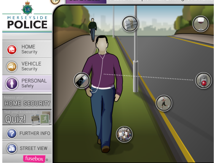 interactive crime prevention 2